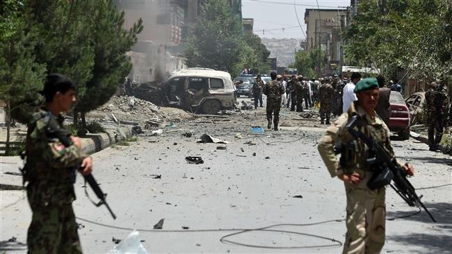 Bulan Suci Ramadhan di Afghanistan Diawali Aksi Bom Bunuh Diri