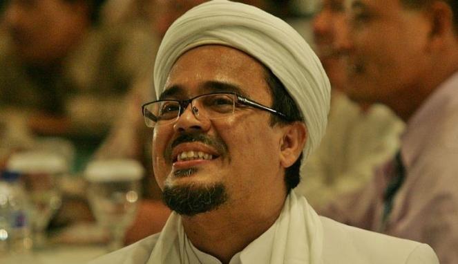 Ini Alasan Pemerintah Arab Saudi Tanggung Biaya Hidup Habib Rizieq Shihab Selama di Saudi