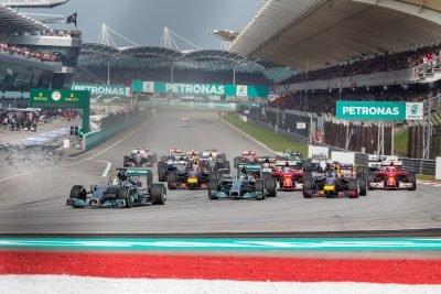 Gelar F1 Perpisahan, Sirkuit Sepang Malaysia Diskon Tiket Masuk Hingga 80%