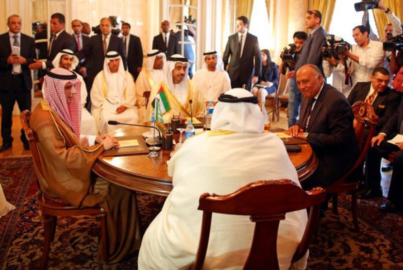 Qatar Menolak Tuntutan, Arab Saudi Cs Nilai Qatar Akrab Dengan Kelompok Teroris