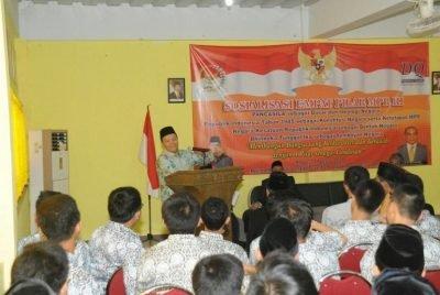 Sosialisasi 4 Pilar, Wakil Ketua MPR: Pencipta Lambang Garuda dan Lagu Hari Merdeka Seorang Habib