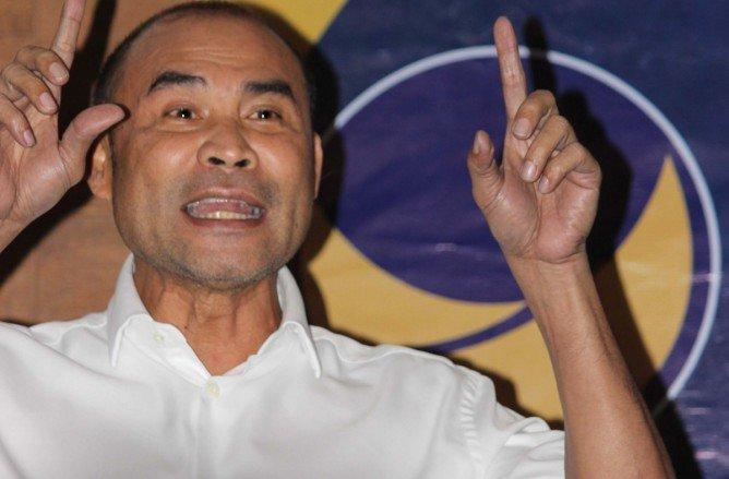 Gerindra dan PAN Laporkan Ketua Fraksi NasDem Victor Laiskodat, PKS Hanya Mengecam