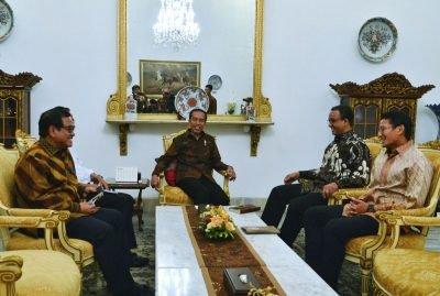 Reklamasi Tidak Dibahas Sama Sekali, Ini Yang Dibahas Jokowi-Anies Di Istana