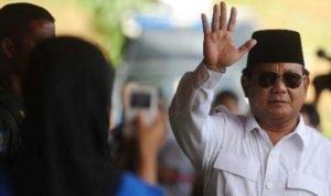 Prabowo Diragukan Maju Capres, Gerindra Tetap Yakin