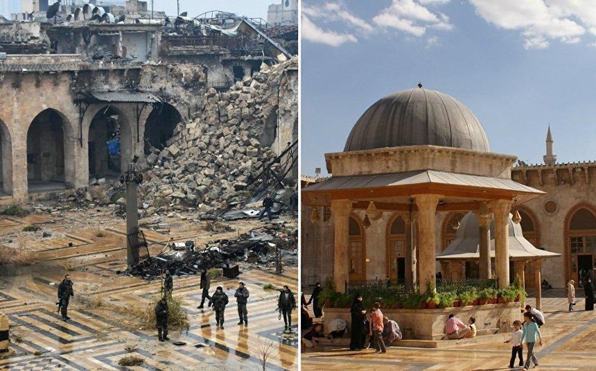 Dilanda Perang Saudara Sejak 2011, 10 Fakta Suriah Yang Belum Banyak Diketahui