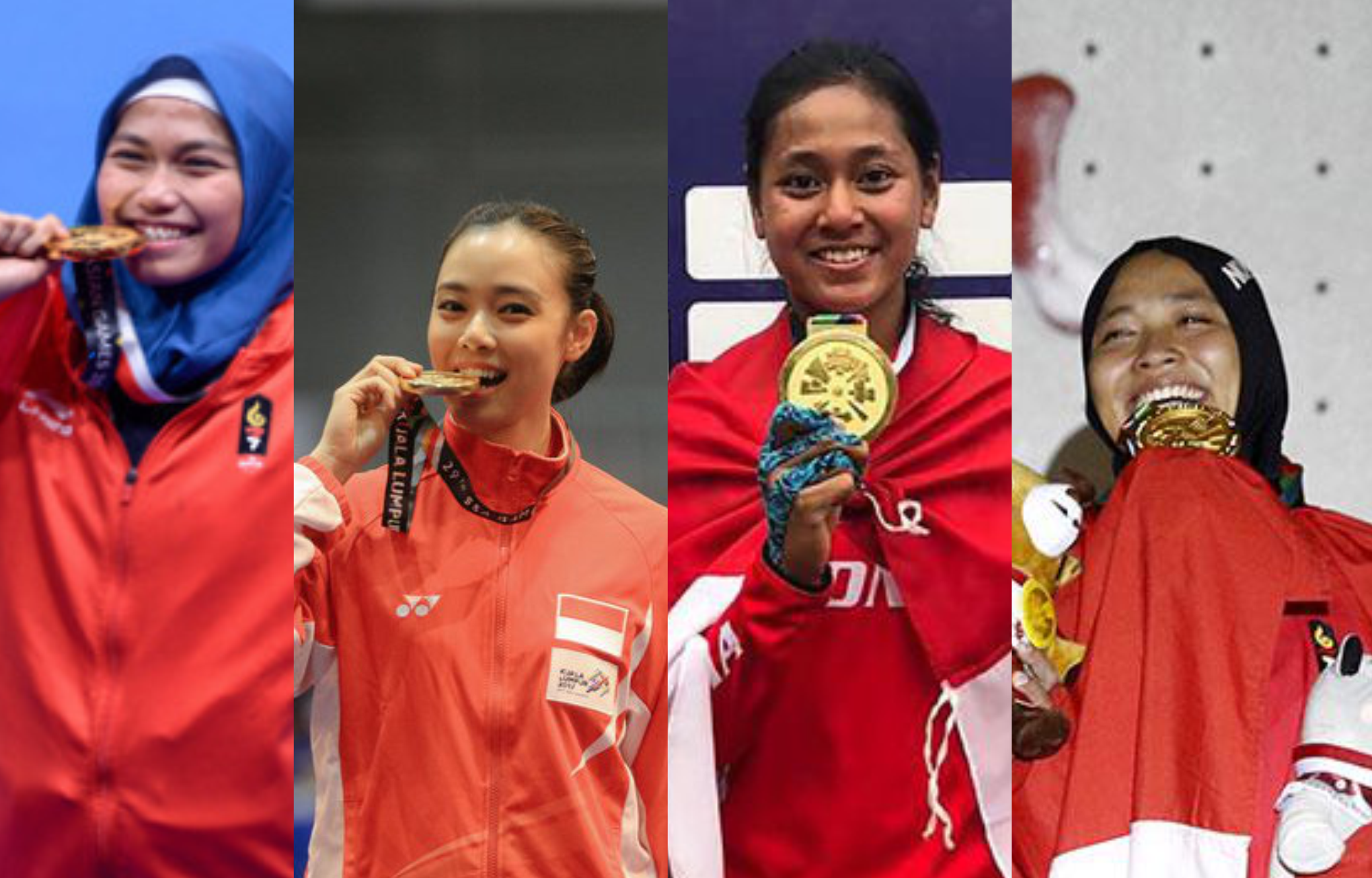 Srikandi Peraih Medali Emas Indonesia di Asian Games 2018 (1)
