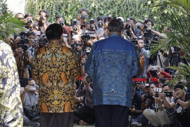 Sikap 'Mendua' Partai Demokrat di Pilpres, Keuntungan Buat Kubu Jokowi-Ma'ruf