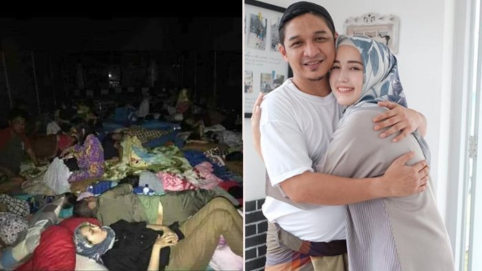 Jadi Korban Gempa, Vokalis Ungu yang Sekaligus Wakil Walikota Palu Ikut Mengungsi