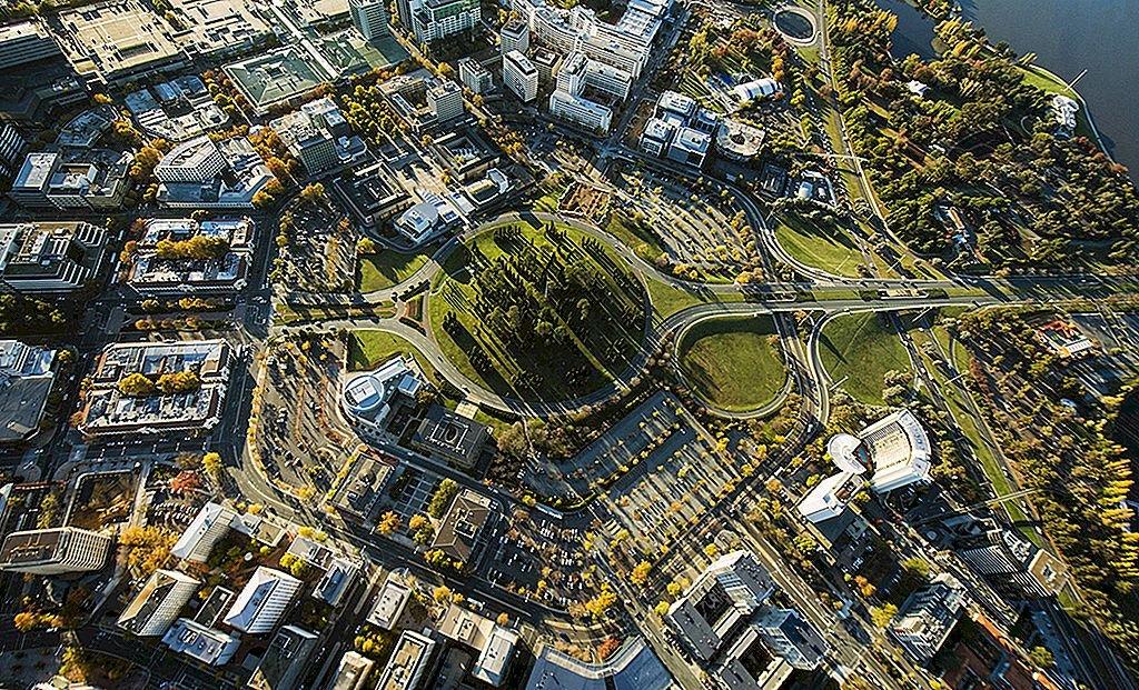 Indonesia Bisa Meniru Australia dalam Membangun Canberra